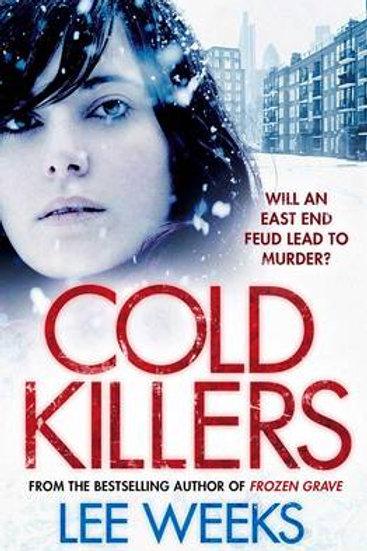Cold Killers - DC Ebony Willis 5 (Hardback) by Lee Weeks (author)