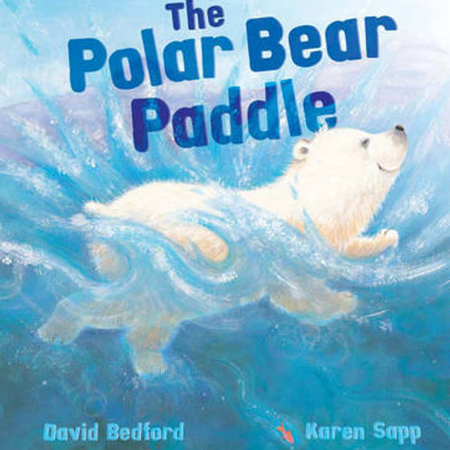 The Storytime: The Polar Bear Paddle (Paperback)