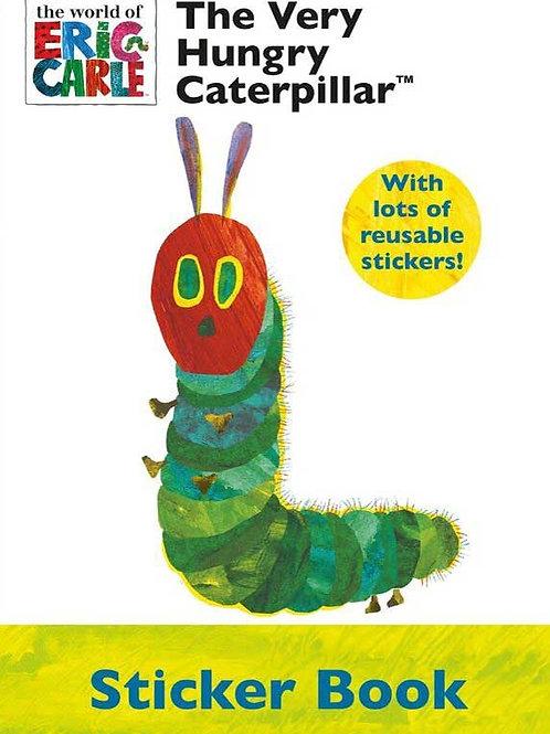 VERY HUNGRY CATERPILLAR STICKER BOOK