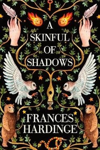 A Skinful of Shadows (Hardback)