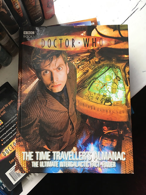 The Time Travellers Almanac the Ultimate Intergalactic Fact-Finder