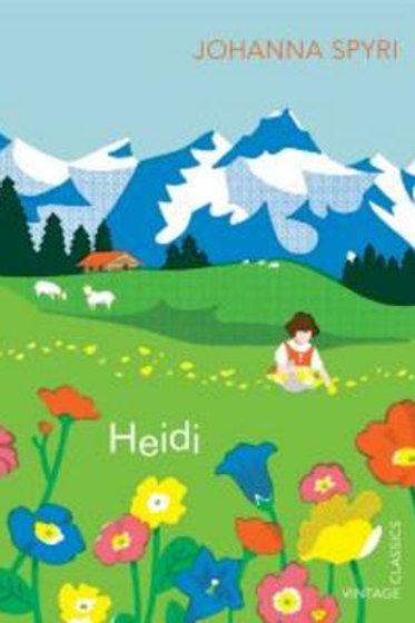Heidi (Paperback) Johanna Spyri