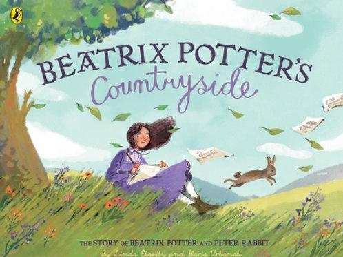 Beatrix Potter's Countryside by Linda Elority Marshall & Ilaria Urbinati