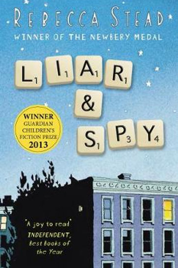 Liar and Spy (Paperback) Rebecca Stead