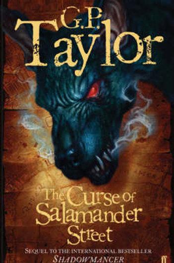 The Curse of Salamander Street (Hardback) G. P. Taylor