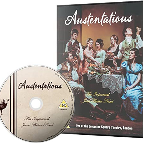 Austentatious: An Improvised Jane Austen Novel