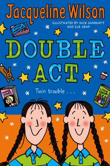 Double Act (Paperback) Jacqueline Wilson