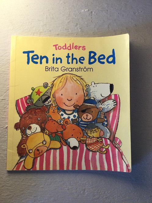 Ten in the bed by Brita Granstorm