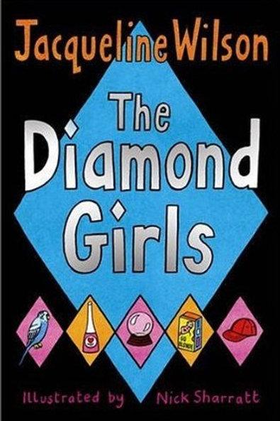 The Diamond Girls (Paperback) Jacqueline Wilson