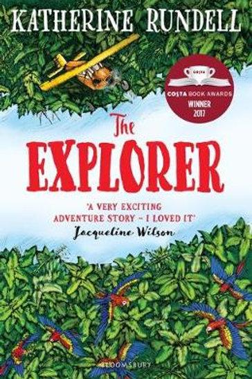 The Explorer (Paperback) Katherine Rundell (author), Hannah Horn (illustrator)