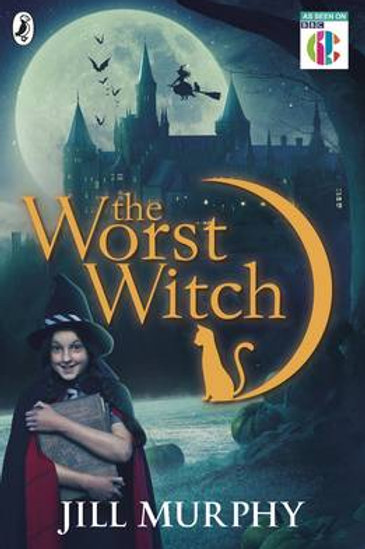 The Worst Witch: TV tie-in (Paperback) Jill Murphy