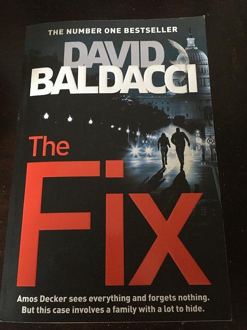 The Fix - Amos Decker series (Paperback) David Baldacci (author)