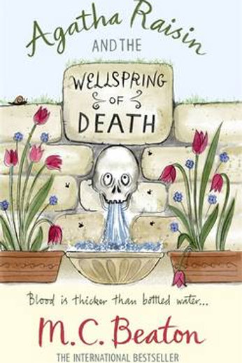 Agatha Raisin and the Wellspring of Death (Paperback) M. C. Beaton