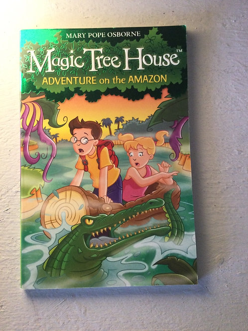 Adventure on the Amazon by Mary Pope Osborne