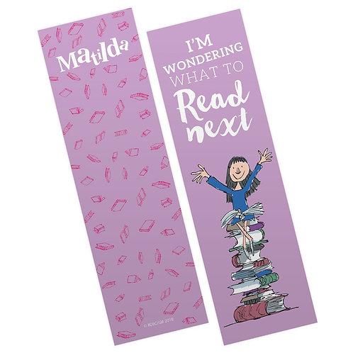 Roald Dahl - Matilda Bookmark
