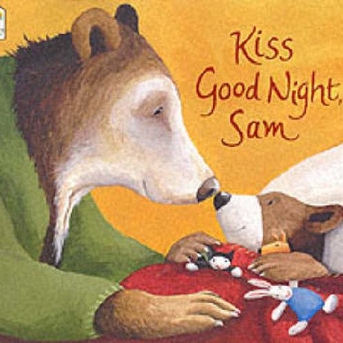 Kiss Good Night, Sam (Paperback) Amy Hest (author), Anita Jeram (illustrator)