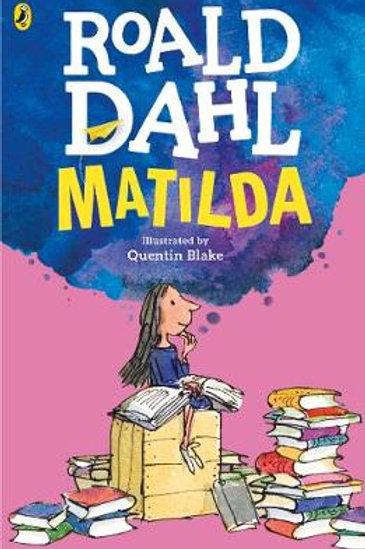 Matilda (Paperback) Roald Dahl (author), Quentin Blake (illustrator)