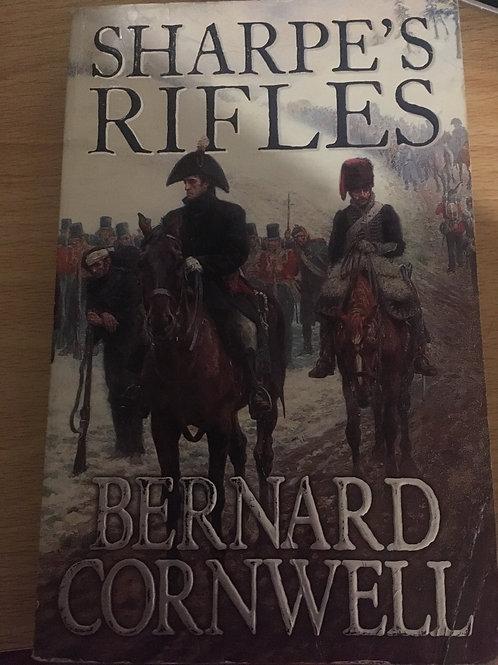 Sharpe's Rifles by Bernard Cornwall