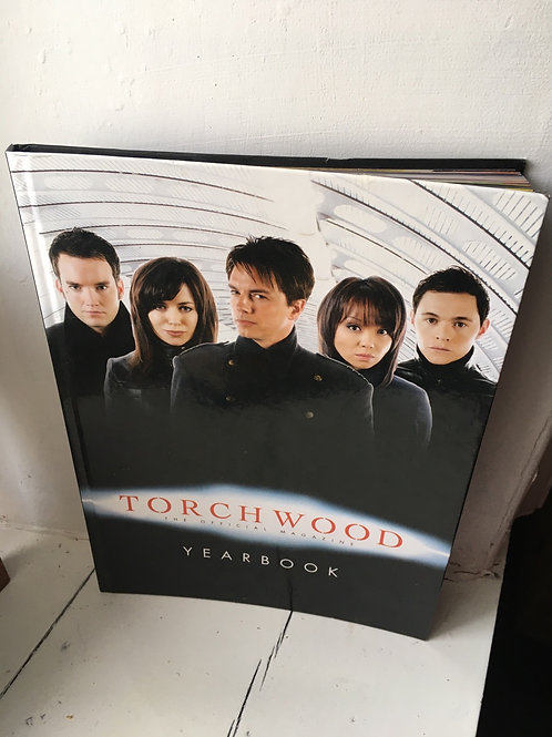 Torchwood Yearbook