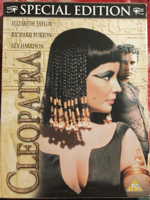 Special Edition Cleopatra DVD