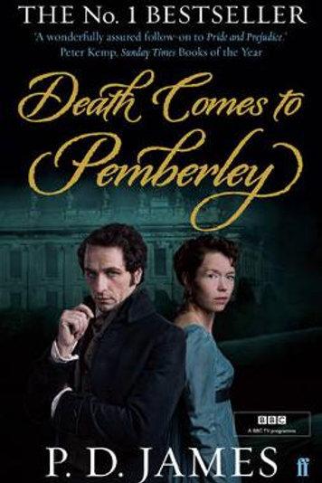 Death Comes to Pemberley (Paperback) P. D. James (author)