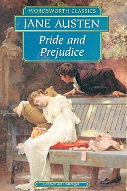 Pride and Prejudice - Jane Austen (Wordsworth Classics)