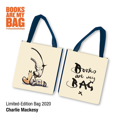 Charlie Mackesy Limited Edition Tote Bag