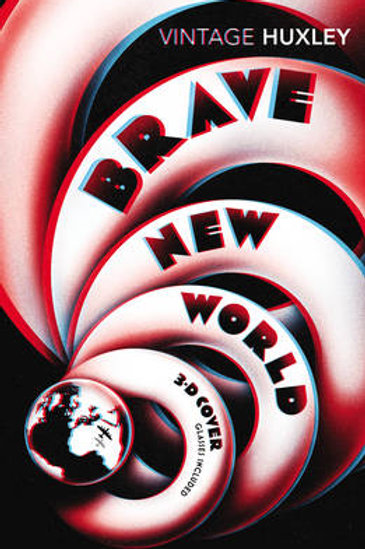 Brave New World: Special 3D Edition (Paperback) Aldous Huxley (author)