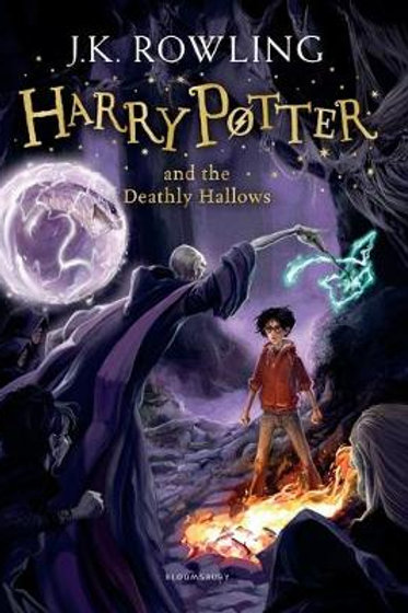 Harry Potter and the Deathly Hallows (Paperback) J. K. Rowling