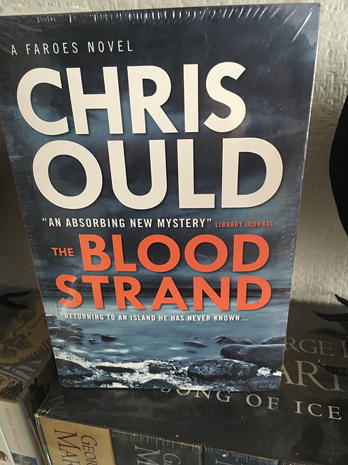 Chris Ould :A Faroes Novel Collection 3 Books