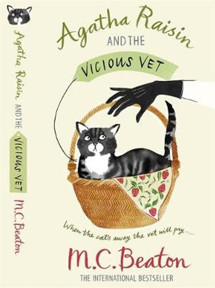 Agatha Raisin and the Vicious Vet - Agatha Raisin 2 (Paperback) M. C. Beaton