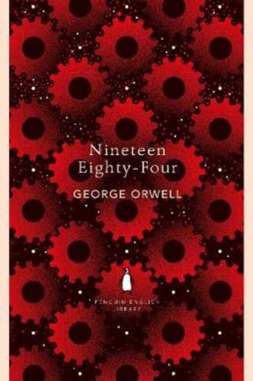 Nineteen Eighty-Four - The Penguin English Library (Paperback) George Orwell