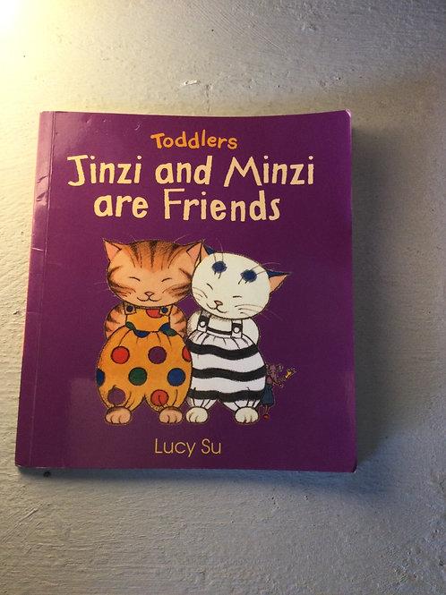 Jinzi and Minzi are Friends by Lucy Su