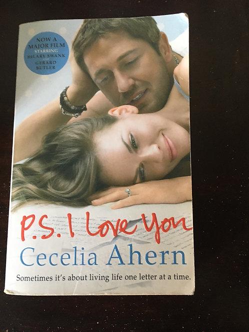 P.S. I Love You (Paperback) Cecelia Ahern (author)