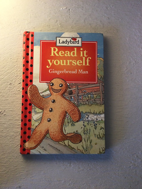 Read it yourself: Gingerbread