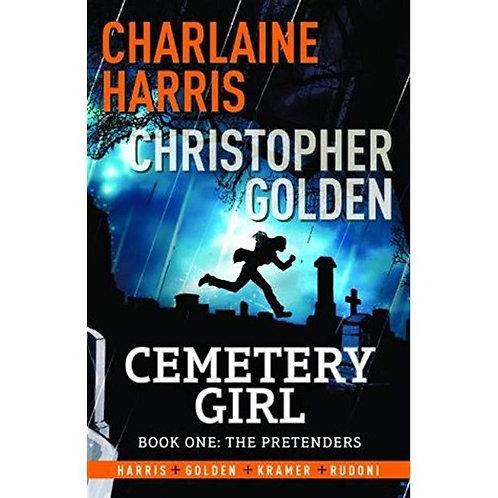 Cemetery Girl: Cemetery Girl Book 1: A graphic novel - Cemetery Girl (Hardback)