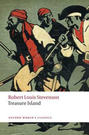 Treasure Island - Oxford World's Classics (Paperback) Robert Louis Stevenson