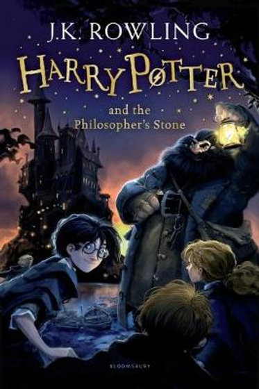 Harry Potter and the Philosopher's Stone (Paperback) J. K. Rowling
