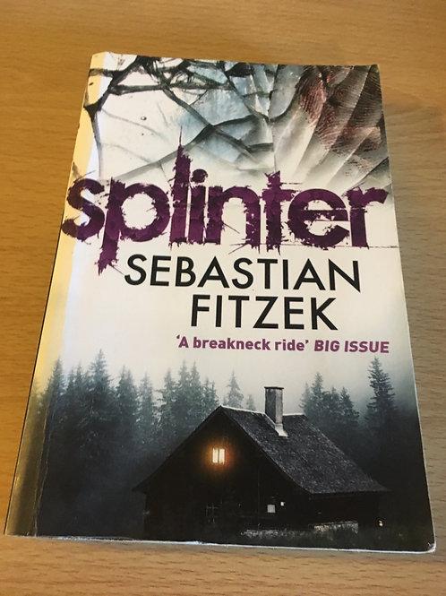 Splinter by Sebastian Fitzek