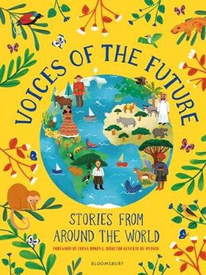 Voices of the Future: Stories from Around the World (Hardback) Irina Bokova