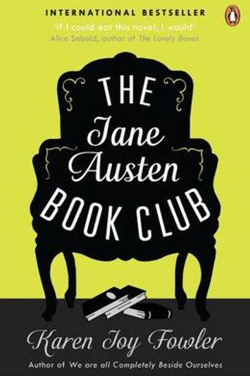 The Jane Austen Book Club (Paperback) Karen Joy Fowler