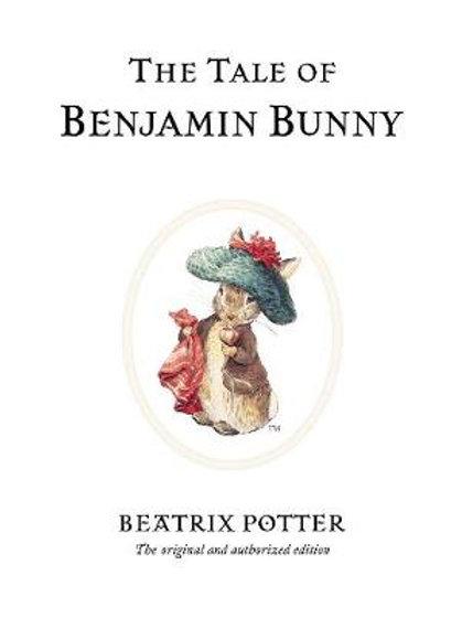 The Tale of Benjamin Bunny - Beatrix Potter Originals (Hardback)