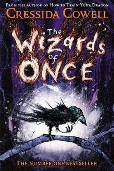 The Wizards of Once: Book 1 - The Wizards of Once (Paperback) Cressida Cowell