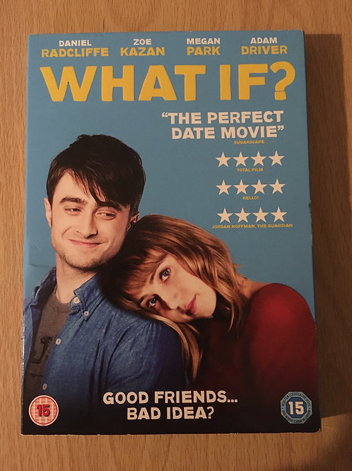 What if? DVD