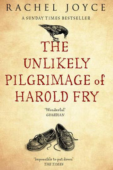 The Unlikely Pilgrimage Of Harold Fry (Paperback) Rachel Joyce (author)