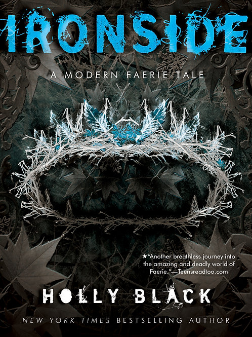 Ironside (Paperback) Holly Black