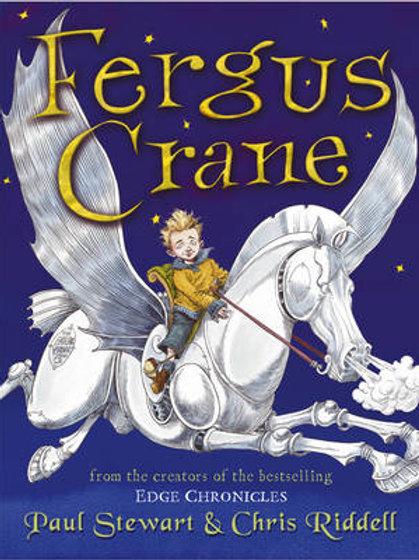 Fergus Crane - Far-flung Adventures 3  Paul Stewart (author), Chris Riddell