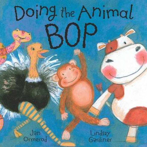 Doing the Animal Bop (Paperback) Jan Ormerod (author), Lindsey Gardiner