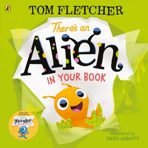 There's an Alien in Your Book - Tom Fletcher