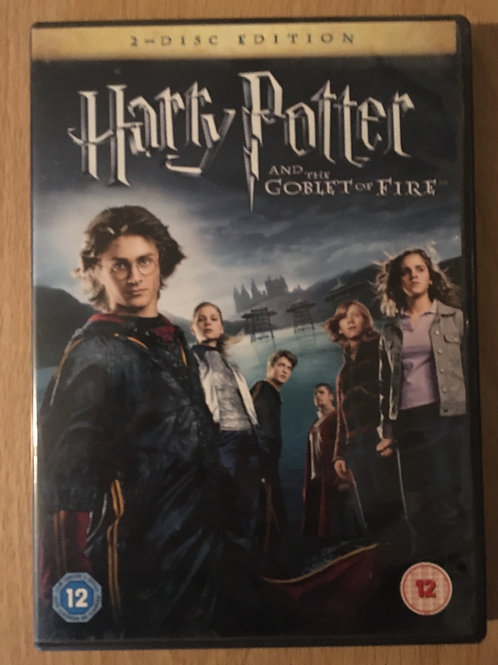 2-Disc Edition Harry Potter and the Goblet of Fire DVD